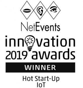 Winner 2019 NetEvents Innovation Awards